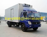 10 TONS FOTON Refrigerated Truck