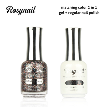 best selling products 2018 in usa do your own logo 2 in 1 gel polish nail polish