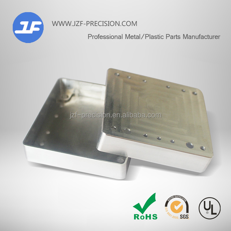 electronic equipment aluminum alloy shell of router housing case