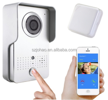 APP control wifi video door intercom new security wifi enabled door bell