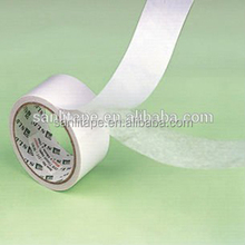 Free Sample Double Sided Tissue Tape Solvent Based for splicing