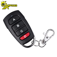 4 Buttons Cloning 433mhz learning code Remote Control Key Fob Universal EV1527 chip AG039