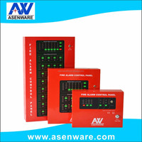 8 zone conventional fire alarm control panel for Fire Alarm System