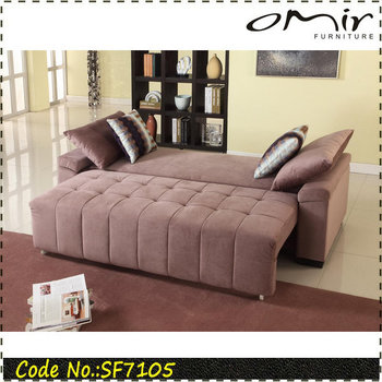 Fancy folding bed sofa bed for sale philippines sf7105 for Sale bedroom furniture in the philippines