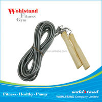 hot sales wooden jump rope /adult jump rope