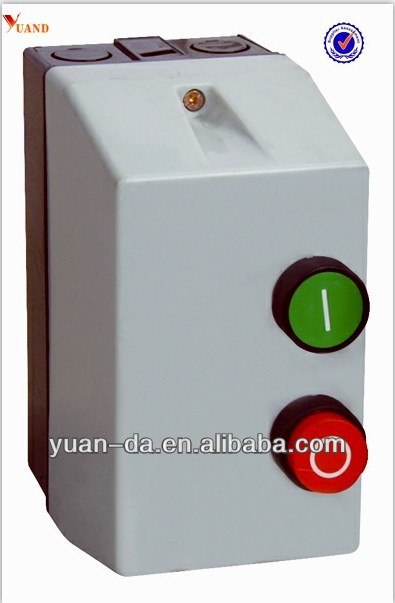 LE1 series electric magnetic starter switch