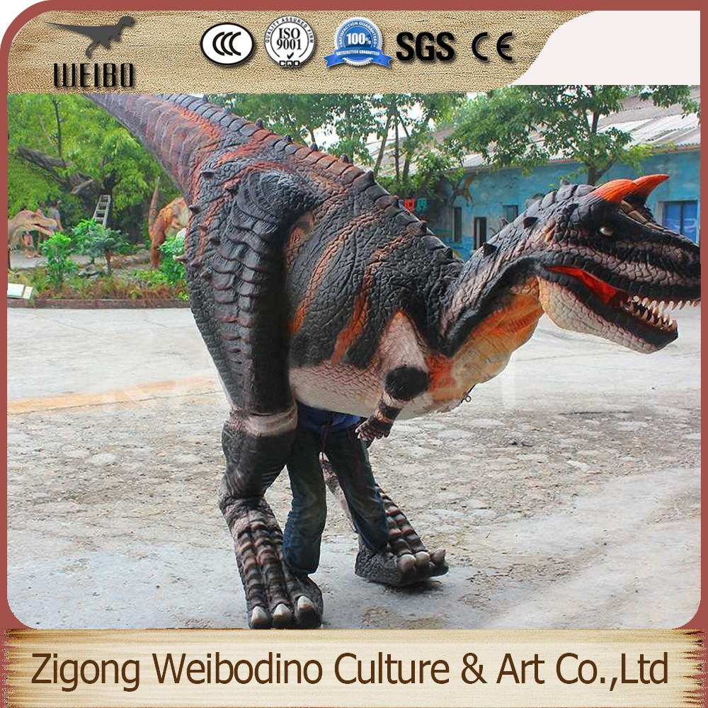 Weibodino Trade Assurance Manufacturers Realistic Dinosaur Suit
