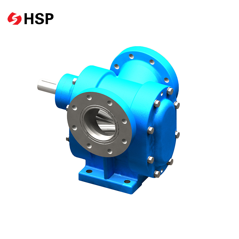 LB Series lubrication oil Gear transfer Pump For Refrigerator