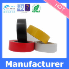Coating UL rubber pressure sensitive adhesive special shiny PVC electrical insulation adhesive tape for non fire retardant