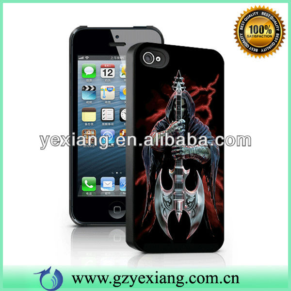Cell Phone Custom Design Newest 3D Phone Case For Iphone 4/5/5S/5C Special