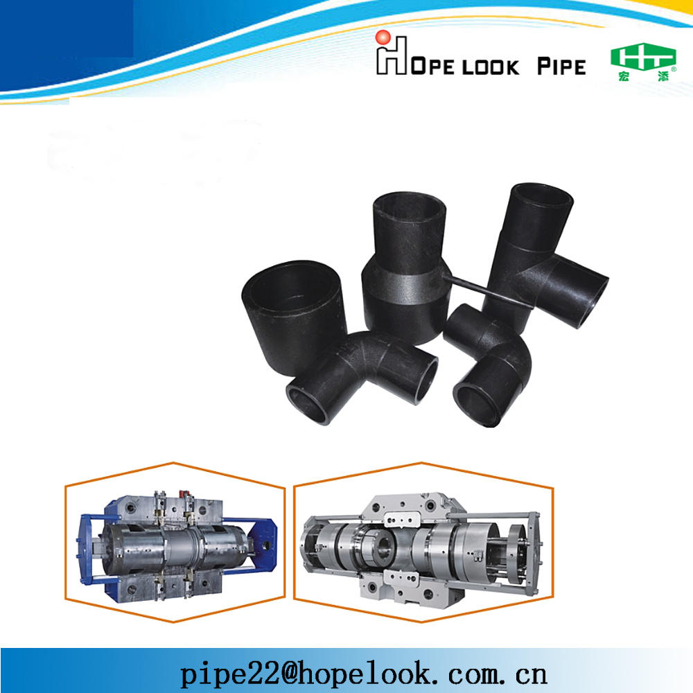 PE pipe fitting molding electro fusion fitting mold plastic mould <strong>injection</strong>