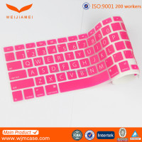 OEM Printing Silicone Keyboard Cover For