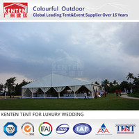 Outdoor Clear Span Wedding Party Tent
