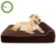 Orthopedic large breed indoor Memory Foam pet Dog Bed