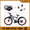 new design bafang mid motor electric fat bike 26*4.0 tire