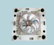 Plastic Injection Fan Blades Mold