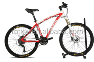 Carbon fiber mountain bicycle TC9 27er