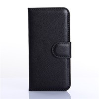 2014 newest wallet leather case for iphone 5C case with card slot