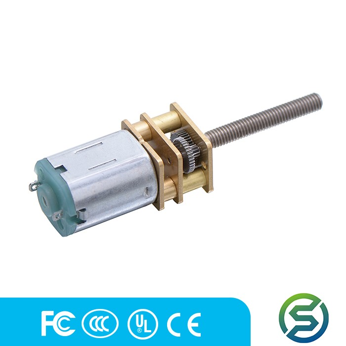 Customized micro 12mm gear motor N20 for Househould, Medical Equipment China manufacturer supplier