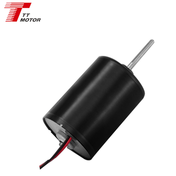 TEC3650 12v electric motor dc brushless motor for fan