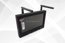 "DYS-700D 5.8GHz 32CH Diversity 7"" FPV LCD Monitor with DVR"