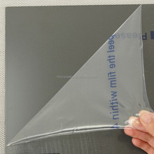 PE protective film for label material