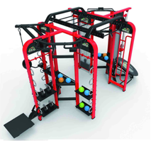 Mult-function gym equipment cross fit machine synrgy 360
