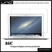 High quality 0.33mm laptop anti glare tempered glass screen protector for macbook air 13 inches screen guard