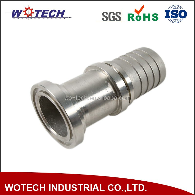 investment casting and cnc aluminium tube