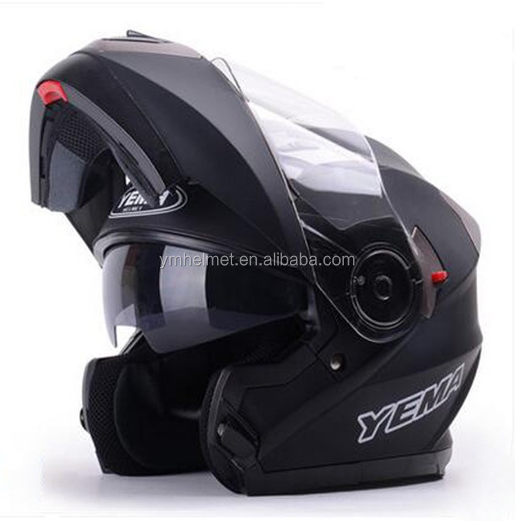 925 Casco para moto German design novelty full face helmet with DOT ECE approved motorcycle flip up helmet