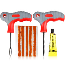 Car/auto Repair Seal Tubeless Tire Repair Adhesive Tools for Car, Truck, ATV, Motorcycle, Lawn Mower