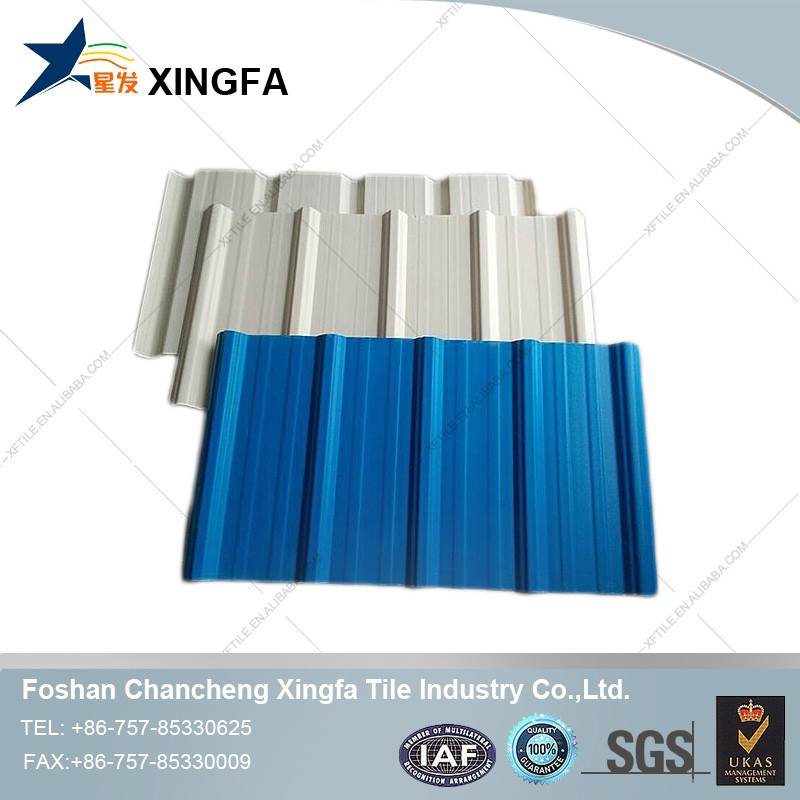Alibaba spanish type of roofing sheets plastic spanish roof tile