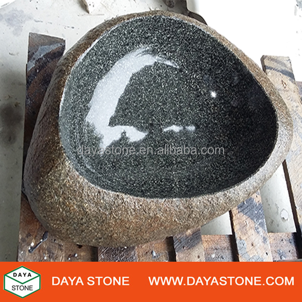The natural stone sinks  The natural stone fish tank and cheap fish bowl ,granite fish bowl