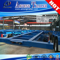 Hot Tautliner Superlink Interlink Flatbed Skeleton