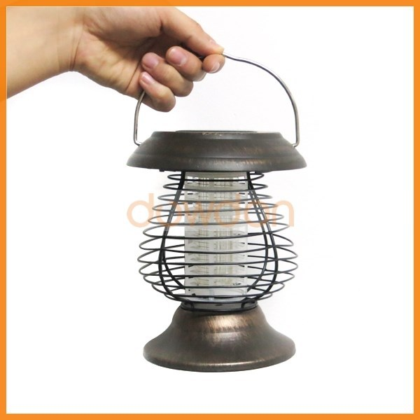Household Solar Rechargeable Mosquito Killer Lamp