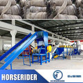 PE PP plastic scrap washing machine factory