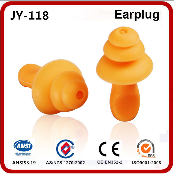 China Guangzhou Workplace safety suppliers water swimming earplugs