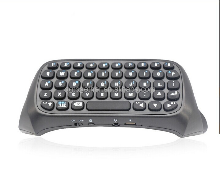 Brand new for ps3 for ps4 xim 4 mouse keyboard adapter laptop with arabic english keyboard pogo pin keyboard