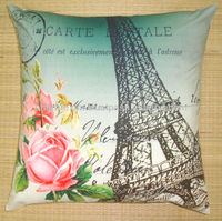 Photo Printed Cushion Cover