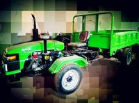 4WD PTO trailer