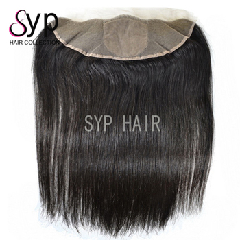 13*4 Straight Frontal, Mongolian Silky Straight Hair Frontal with Silk Base 2018