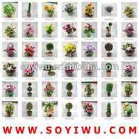 PRODUCTS MADE FROM SUNFLOWERS Wholesaler from Yiwu Market for Artificial Flower & Bines
