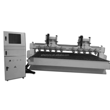 CHeap 10 head cnc router 2030 for wood cutting