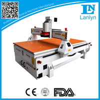 Beautiful Design CNC Engraving Machine for Carving Wood Pattern by CE