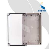 ABS/PC plastic waterproof electrical enclosure junction box IP66 with CE
