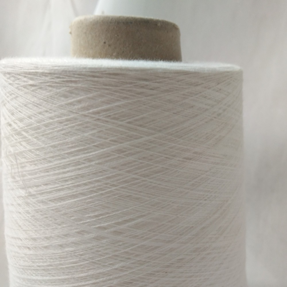 100% polyester spun yarn from china manufacturer 60s