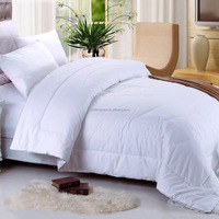 Hot sale China Wholesale Patchwork White Microfiber Polyester Quilt