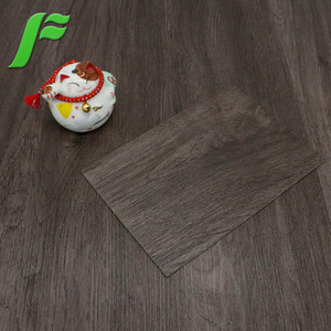 Deep Embossed Dry Back/Interlock Click Luxury Vinyl Planks Tile /Pvc Plastic Floor Covering