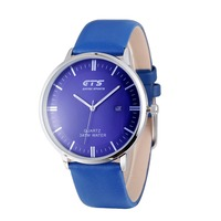 Stylish japan movt geneva quartz watch wholesale men watch