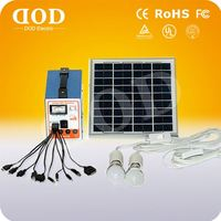 Best Seller High Quality New Design solar power generator for home use solar powered wireless security systems